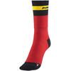Mavic Ksyrium Elite Thermo Socks fiery red
